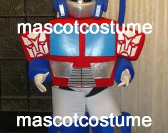 Mascot Costume Adult Robot. New Professional Sz. 5'9""