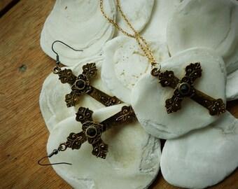 Golden Cross Set