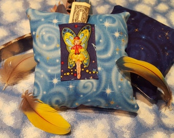 Tooth Faerie Pillow