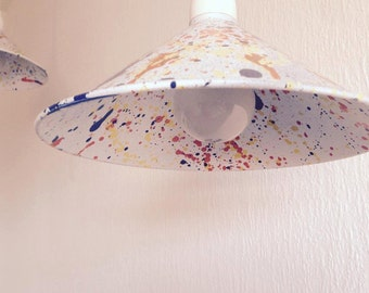 Vintage Pendant Lamp - Redesigned