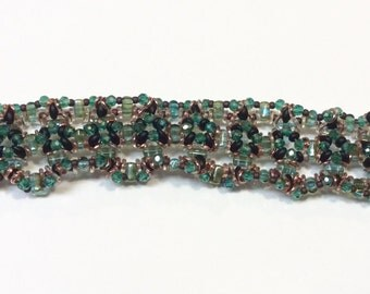 Unique cuff bracelet