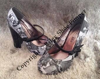 Dirty Dancing heels x