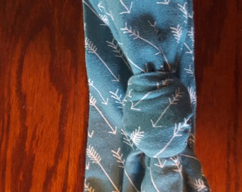 Fabric Knot Headbands