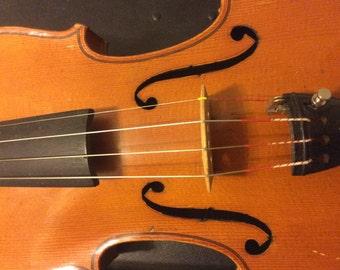 Fine Italian Laurentius Bellafontana Violin 4/4