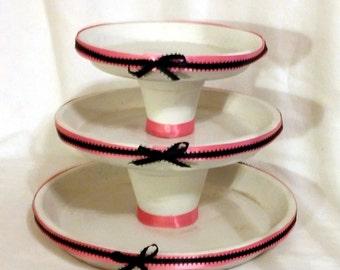 Cake/cupcake tower stand