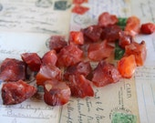 Carnelian - Solar Plexus Chakra - Passion, Confidence, and Success