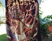Megadeth Upcycled Women's Tank Top T-shirt OOAK Shirt Summer Shirt, Festival  Halter Top, Upcycled Shirt, Recycled Tank Top Womens Shirt,