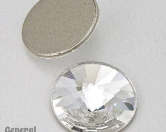 Swarovski Article 2006 10mm Crystal Flat Back