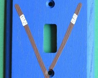 Hockey Light Switch Cover