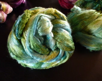 Hand Dyed Silk Top Lily Ponz 4 Ounces