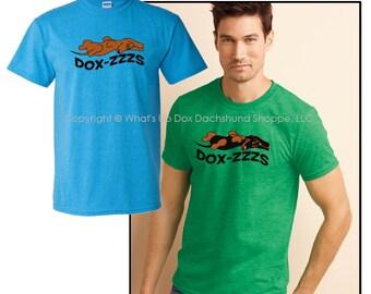 Dox-Zzzzs Dachshund T-Shirt