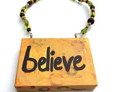 Believe Sign - Positive W...