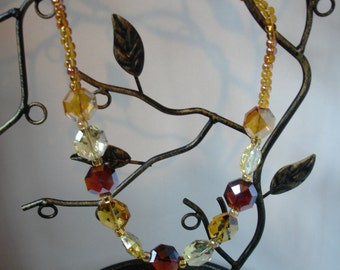 Colors of Amber Necklace