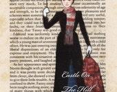 Mary Poppins - 8 x 11.5 print