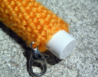 Lip Balm Holder with Clip