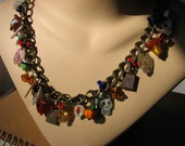 Calavera Harvest Necklace