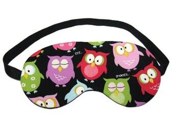 Snoozing Owl Sleep Eye Mask / Sleeping Mask