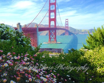 Summertime at the Golden Gate Bridge