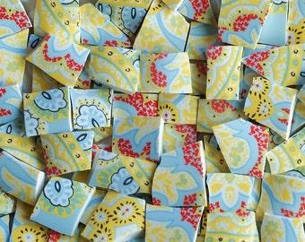 Mosaics Tiles--Laila Paisley-100 Tiles-Sale