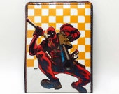 Sewn Comic Book Wallet - Deadpool Design 20