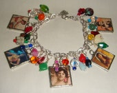 Belly Dancer Charm Bracelet inv1265