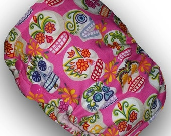 Calaveras - Toddler AI2 Cloth Diaper