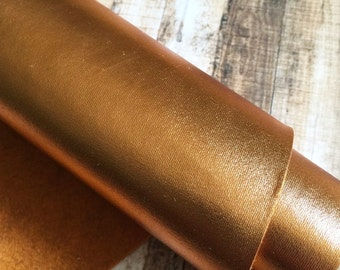 Metallic COPPER Felt Sheet - 8.5 x 12 You Pick Quantity - Exclusive to A Market Collection
