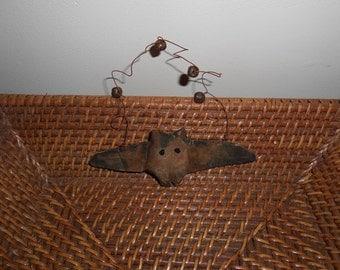 Itty Bitty Bat Hanging Ornament