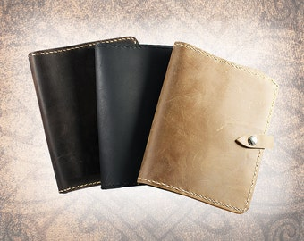 Leather Journal Cover - Custom to You (1 Journal Only)