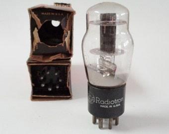 RCA Vintage Radio Tube 53