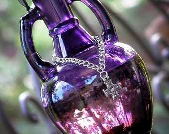 Sacred Witches Power Potion for Spells and Magick . Pagan Wicca Witchcraft