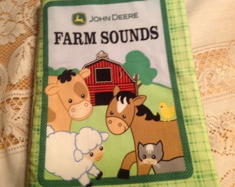John Deere Farm Sounds book