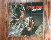 GRAND FUNK recycled Survivor album cover coasters and vinyl record