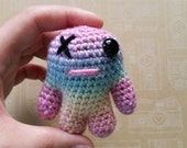 Pastel Bruiser Monster to Cheer You Up and Make You Feel Better