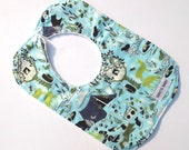 Camping - Outdoors - Nature - Toddler Bib - Baby Boy - Camp Out Bib - Toddler - Baby Shower Gift - Camping