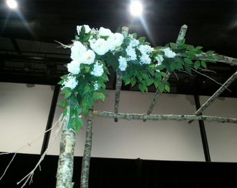 Bridal Arch Flowers