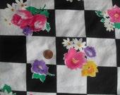 Pretty Cotton Fabric 1 + yards by Cranston Print Works 54 X 55
