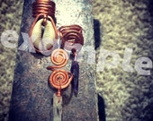 Loc jewelry Set - Copper ...