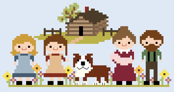 Little house on the prairie pdf