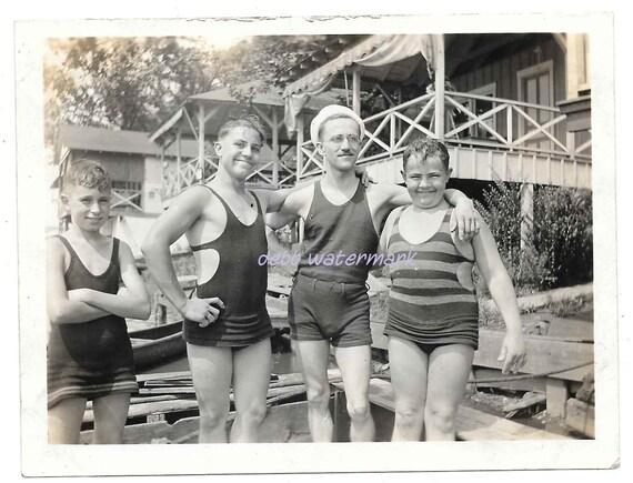 Costume Da Bagno Intero Vintage : Costumi da bagno vintage uomo u bellissimi costumi da bagno