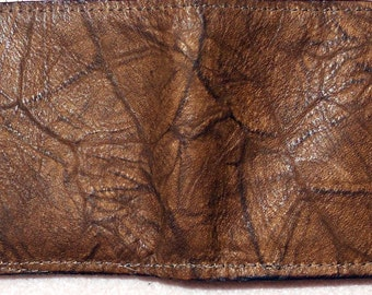 Single Fold Wallet Handmade in GA USA