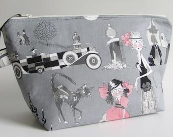 Ghastlies Medium Knitting Project Bag