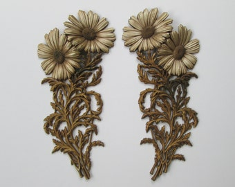 """Set of Large 24"""" Sunflower Wall Plaques or just one"""
