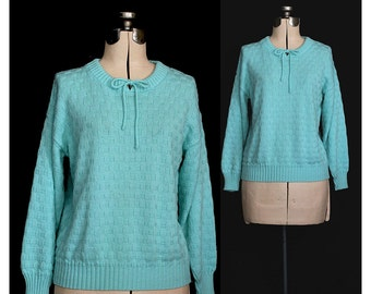Vintage 70s Charmingly True Sweater