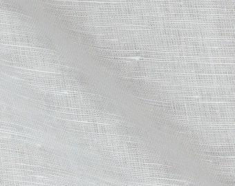 White Handkerchief Linen Fabric for Reenactment, Jane Austen, Regency Chemises, Nightgowns, Garments