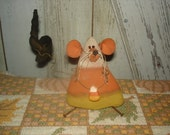 Candy Corn Mousie, Mouse, Candy Corn, Fall, Halloween, Ofg, Faap, Hafair, Dub, FFFOFG