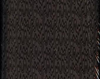 Price Reduced!  Black Squiggle (0497J-3) - BTY - RJR