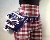 Dr Who, Police Call Box, Doctor Who Purse, Tardis Bustle Bag, Geek Fanny Pack, Geeky, Ready to Shipp