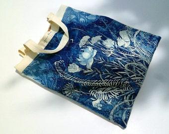 Etching Aquatint Bag I