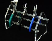 Acrylic Plier Rack